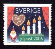 SUEDE 2006 - YT 2542 - Facit 2573 - NEUF** MNH - Noël - Neufs