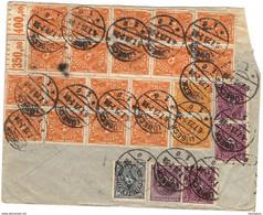 Allemagne Lettre Du 6/7/1923 - Covers