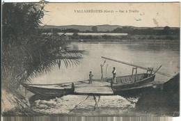 GARD : Valabrègues, Bac A Traille - Frankreich