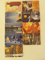 = CZECH REPUBLIC - 10 DIFFERENT PHONECARDS  = LOT NR. 86X3 - Phonecards