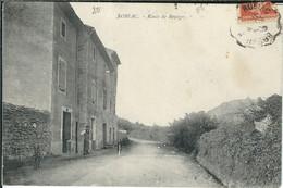 GARD : Robiac, Route De Bessèges - Other Municipalities