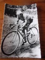 PHOTO CARTONNEE MIROIR SPRINT HASSENFORDER - Cycling