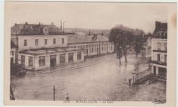 MONTLUCON - La Gare - Montlucon