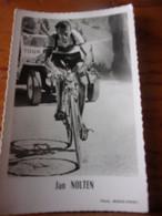 PHOTO CARTONNEE MIROIR SPRINT JAN NOLTEN - Cycling