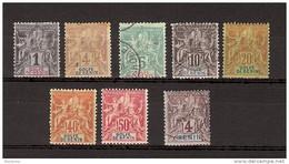 Bénin N° 20 Et Suivant - Used Stamps
