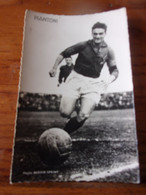 PHOTO CARTONNEE MIROIR SPRINT PIANTONI - Soccer