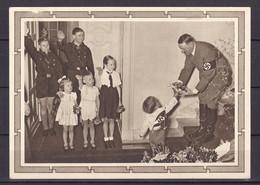 Deutsches Reich - 1938 - Postkarte - 6 + 19 Pf. - Deutschland