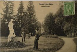 Mondorf Les Bains (Luxembourg)  Partie Du Parc (diff Vue) 19?? - Mondorf-les-Bains