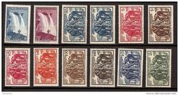 Cameroun N° 162 à 191 * - Unused Stamps