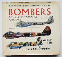 LIVRES - AVIATION - LOT DE 8 - WAR PLANES OF THE SECOND WORLD WAR - WILLIAM GREEN - ED MACDONALD - Libros