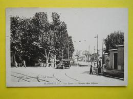 Marseille , La Rose ,route Des Olives ,automobile - Otros