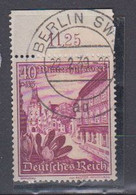 ALLEMAGNE   1938          N°  624      COTE    13 € 50           ( E 253 ) - Oblitérés