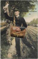 Mortsel Oude God - Je Vous Apporte Des Nouvelles De Vieux-Dieu 1911( Carte à Système Complète ) Belle Oblit. Oude God / - Mortsel
