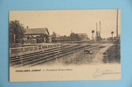 Erquelinnes, La Frontière Franco-Belge - Erquelinnes