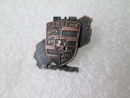RARE   PIN'S    PORSCHE   CLUB   ESPANA - Porsche