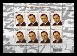 Kazakhstan 2020 Mih. 1207 Poet Zhuban Moldagaliev (M/S) MNH ** - Kazajstán