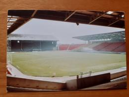 Aberdeen Pittodrie DBF6 Cartolina Stadio Stadium Postcard Stadion AK Carte Postale Stade Estadio Stadium Postkarte - Fussball