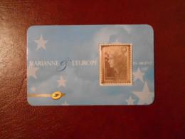 FRANCE YT A 193 MARIANNE DE BEAUJARD 5€ Argent** - Adhésifs (autocollants)