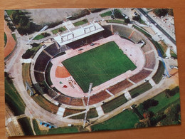 Rostock Ostsee DBF45 Cartolina Stadio Stadium Postcard Stadion AK Carte Postale Stade Estadio Stadium Postkarte - Fussball