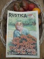 "Ancienne Revue Des Campagnes "" Rustica "" Sur La Nature Et Le Jardinage - 27 Mars 1955 - Giardinaggio"