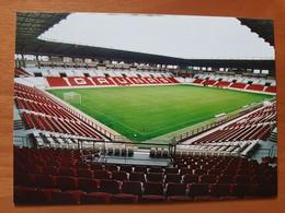 Logrono Logrones DBF61 Cartolina Stadio Stadium Postcard Stadion AK Carte Postale Stade Estadio Stadium Postkarte - Fussball