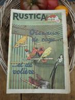 """Ancienne Revue Des Campagnes """" Rustica """" Sur La Nature Et Le Jardinage - 13 Février 1955 - Giardinaggio"""