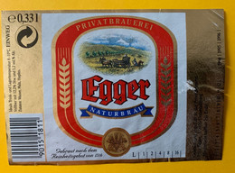 15931 - Egger NaturBrau  1994 Autriche - Birra