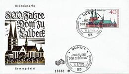 Germany - Mi-Nr 779 FDC (f443) - [7] Repubblica Federale