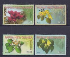 Papua New Guinea 2009 Plants Stamps MNH - Papua-Neuguinea