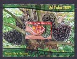 Papua New Guinea 2009 Oil Palm S/S MNH - Papua-Neuguinea