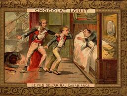 Chromo  Doré //   Chocolat Louit  //  Série De 6  / - Louit