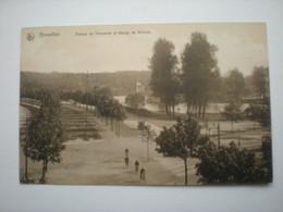 BRUXELLES 1913 - AVENUE DE TERVUEREN ET ETANGS DE WOLUWE - NELS SERIE BRUXELLES N° 27 - Lanen, Boulevards