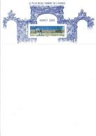 FRANCE BLOCS SOUVENIRS NANCY  (CL82) - Souvenir Blocks & Sheetlets
