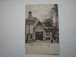 BOITSFORT 1910 - HIPPODROME LE PESAGE - VANDERAUWERA SERIE 38 N°20 - Watermael-Boitsfort - Watermaal-Bosvoorde