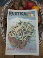 "Ancienne Revue Des Campagnes "" Rustica "" Sur La Nature Et Le Jardinage - 8 Mai 1955 - Giardinaggio"