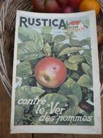 "Ancienne Revue Des Campagnes "" Rustica "" Sur La Nature Et Le Jardinage - 1mai 1955 - Giardinaggio"