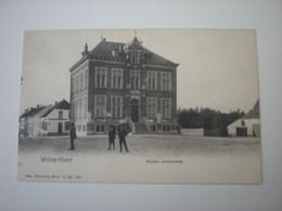 WOLVERTHEM - MAISON COMMUNALE - NELS SERIE 11 N° 591 - Meise