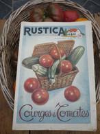 "Ancienne Revue Des Campagnes "" Rustica "" Sur La Nature Et Le Jardinage - 15 Mai 1955 - Giardinaggio"