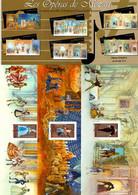 FRANCE BLOCS SOUVENIRS N°6 à 12 OPERAS DE MOZART (CL85) - Souvenir Blocks & Sheetlets