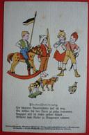 K.u.K. Soldaten, WWI - Offizielle Karte Fur Rotes Kreuz Nr. 74 - 3 - Weltkrieg 1914-18