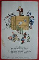 K.u.K. Soldaten, WWI - Offizielle Karte Fur Rotes Kreuz Nr. 74 - 11 - Weltkrieg 1914-18