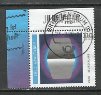 Duitsland 2020, Mi 3536 Gewone Tanding, Hoekblok,  Prachtig Gestempeld - Used Stamps