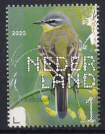 Nederland - Beleef De Natuur - Boerenlandvogels - Gele Kwikstaart - MNH - NVPH 3824 - Songbirds & Tree Dwellers