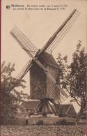 Malderen - De Oudste Molen Van 't Land Windmolen Moulin A Vent Windmill Londerzeel (In Goede Staat) - Londerzeel
