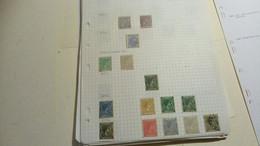 DM126 CUGA GROS LOT FEUILLES NEUFS / OB A TRIER COTE+++ DÉPART 10€ - Sammlungen (im Alben)