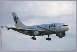 LUCHTVAART. VLIEGTUIG. AVION. - AP-BGO -. PIA. Pakistan International Airlines - Aviazione
