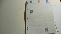 DM130 ESPAGNE LOT FEUILLES NEUFS / OB A TRIER COTE++ DÉPART 10€ - Sammlungen (im Alben)