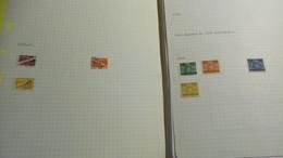DM132 SAINT MARIN + DIVERS LOT FEUILLES NEUFS / OB A TRIER COTE++ DÉPART 10€ - Sammlungen (im Alben)