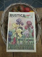 "Ancienne Revue Des Campagnes "" Rustica "" Sur La Nature Et Le Jardinage - 9 Octobre 1955 - Giardinaggio"