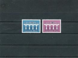 ICELAND Europa 1984 MNH. - Ohne Zuordnung